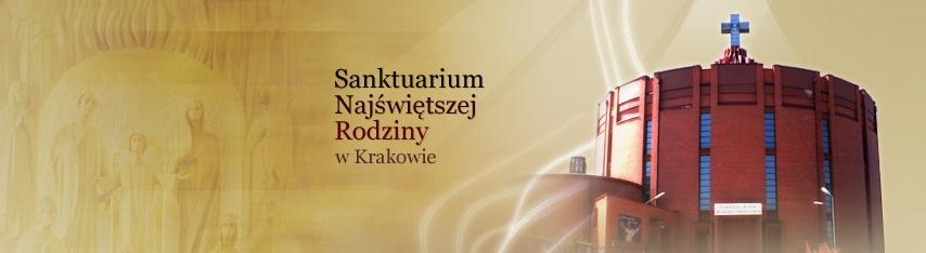 Sanktuarium Najświętszej Rodziny w Krakowie
